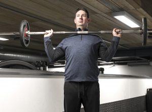 Richard Kelly Workout 1