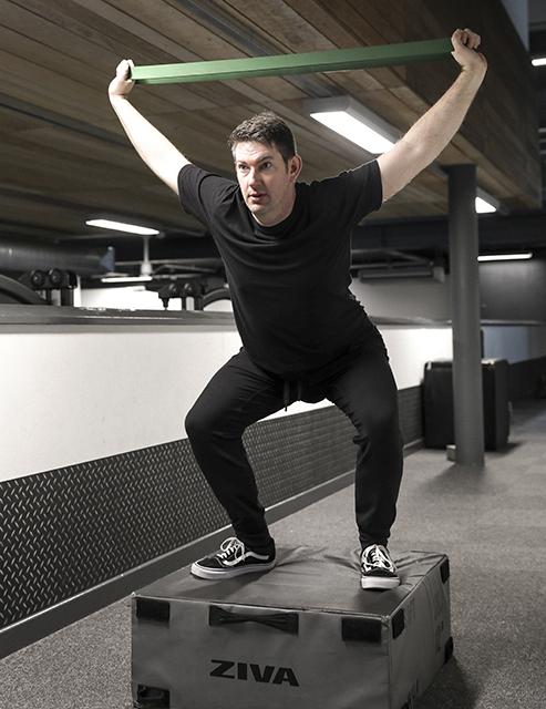 Richard Kelly Workout3
