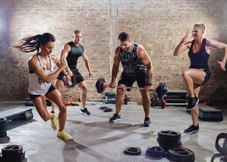 Resistance training: the best way to burn fat