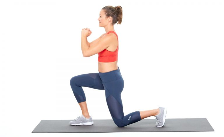 Why you should lunge